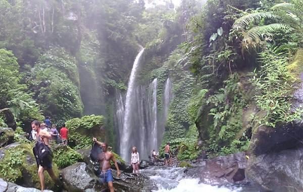 homestay di senaru lombok