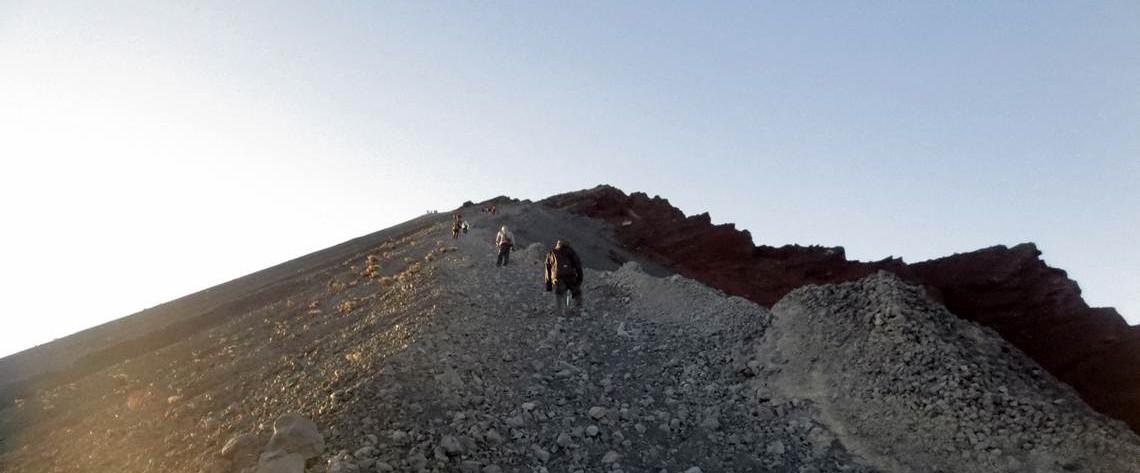 Mount Rinjani Trek Summit via Sembalun