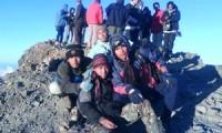 summit rinjani