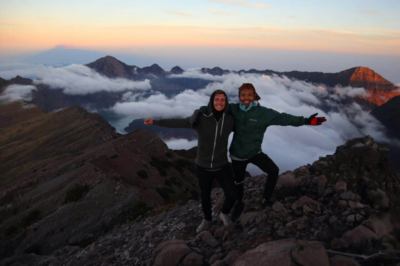 on-2nd-Summit-Rinjani